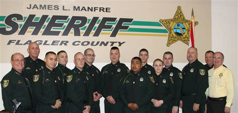 Flagler County Sheriff Office by 11 Deputies Several Of Them Veterans Join
