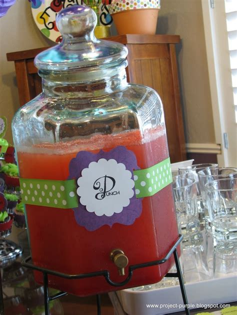 Top 25  best Purple Wedding Punch ideas on Pinterest