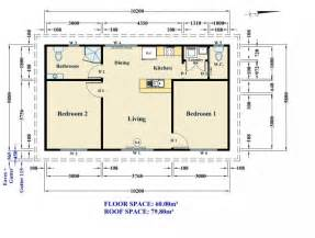 Floor Plan Of Two Bedroom Flat Granny Pods Floor Plans Guide