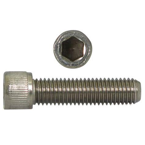 10 32 Unf Socket Cap - 10 32 x 7 8 quot 18 8 stainless steel socket cap