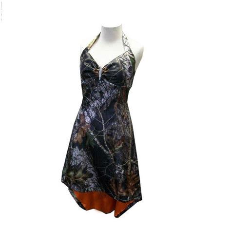 Mossy Oak Bedroom 2016 halter camo bridesmaid bridesmaid dress hi lo