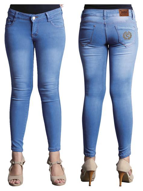 Celana Celana Panjang Wanita Bahan Denim Raindoz Rnu 097 jual celana wanita celana celana levis 2016 rnu