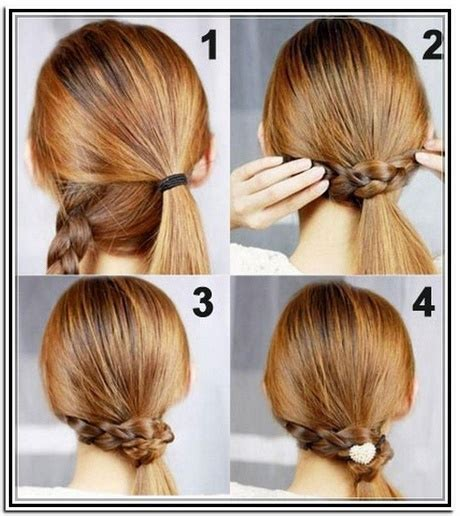 Simple Hairstyles For Shoulder Length Hair by Simple Hairstyles Shoulder Length Hair