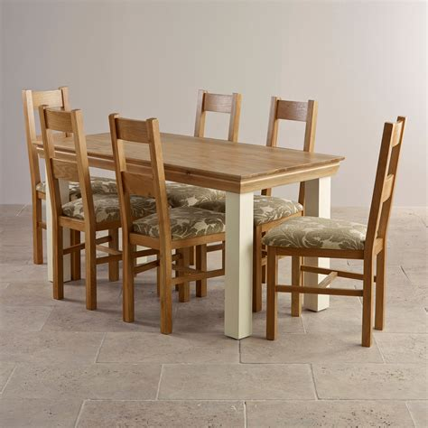 Dining Room Sets Less Than 100 Country Cottage Dining Set In Painted Oak Dining Table 6