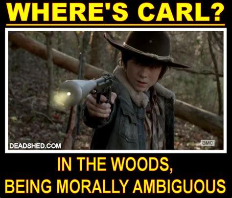 Walking Dead Meme Season 3 - ranking the walking dead characters from least to most