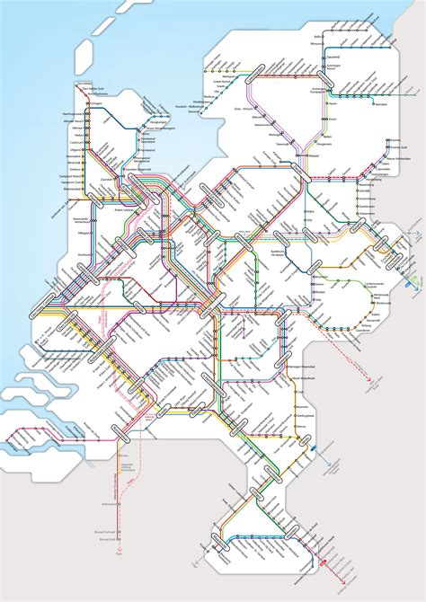netherlands line map so just who made that map anyway so here s where