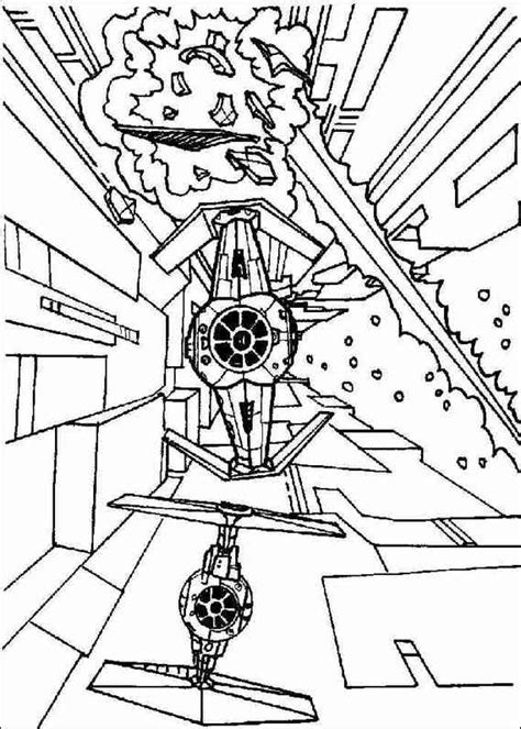 coloring pages of star wars 7 star wars 126 coloring page