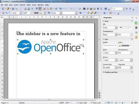 Open Office Windows by Openoffice 4 0 Dilancarkan Untuk Pengguna Windows Mac Dan
