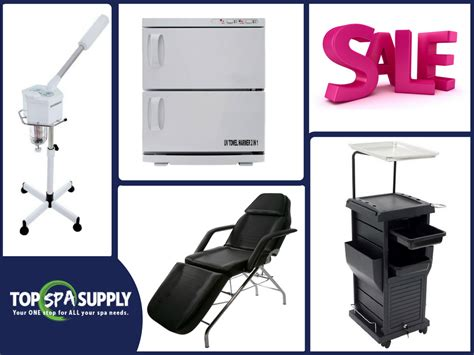 salon supplies modern salon equipment warehouse topspasupply spa and