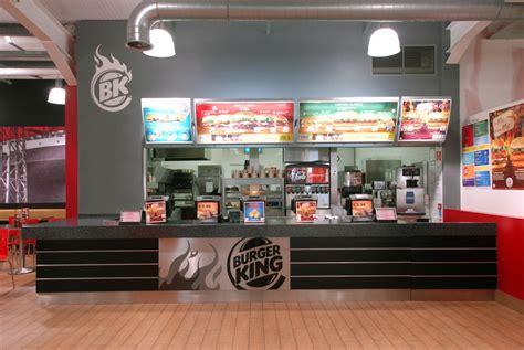 Residential Kitchen Design by Burger King Restaurant Design Boucher Retail Park Belfast