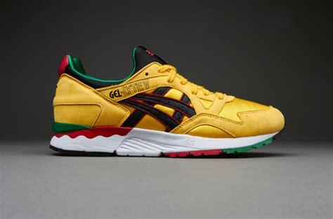 Harga Asics Gel Lyte V Original sepatu sneaker asics gel lyte v carnival yellow black