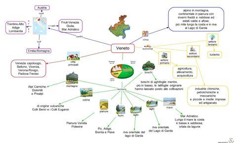 geografia veneto paradiso delle mappe veneto