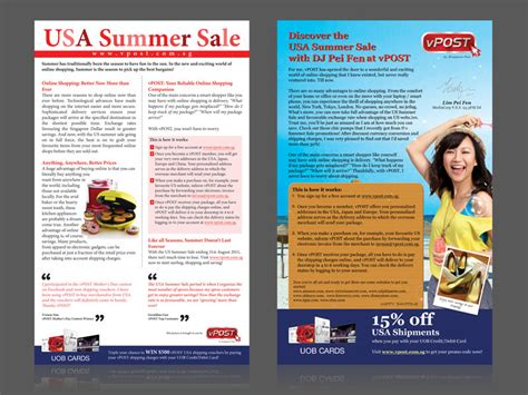 layout of newspaper advertisement advertorial layout and newspaper advertisement singpost