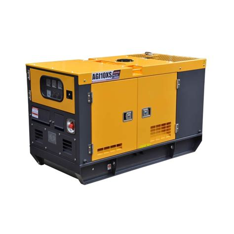 agi10s smallest whole home diesel generator 10 000