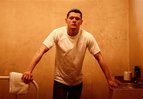 jack o connell tattoos starred up for what o connell is the new tom hardy