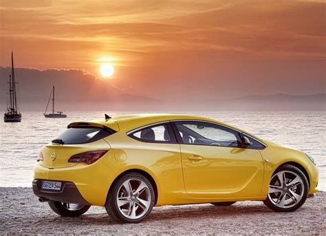opel astra gtc the new opel astra j gtc 2014 prices and equipment