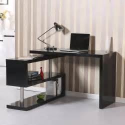 Desk Corner Organizer Black Corner Desk Shelf Set Aosom Ca