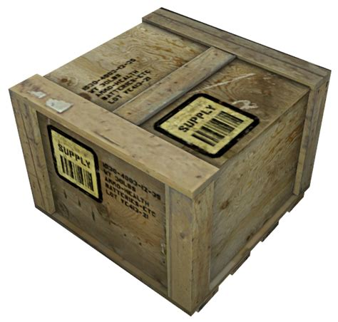 Gamis Seply supply crate half wiki fandom powered by wikia
