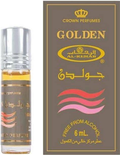 Parfum Al Rehab Zahrat Al Cadi 6ml golden 6ml 2 oz perfume by alrehab