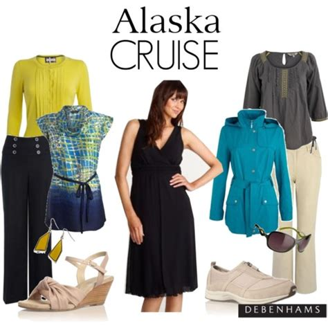 Alaska Cruise Wardrobe by Essentials For An Alaska Cruise Polyvore