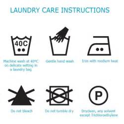 Plastic Clothes Storage Containers - washing instruction symbols fabric care symbols what do