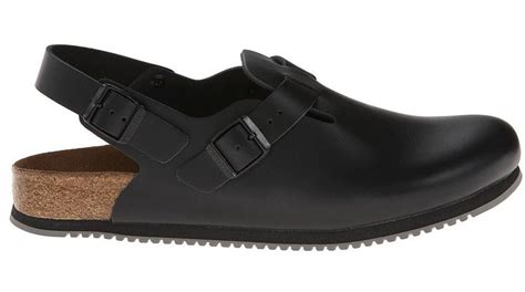 birkenstock kitchen shoes new birkenstock chef shoes tokyo black grip 1