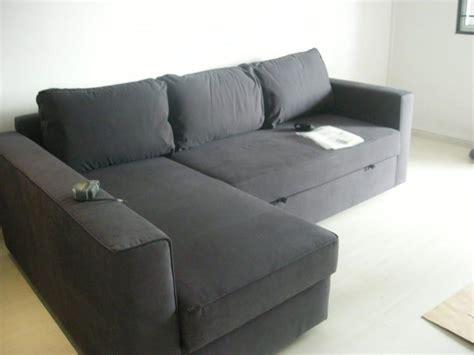 storage couch ikea manstad sofa bed ikea manstad sofa bed for sectional