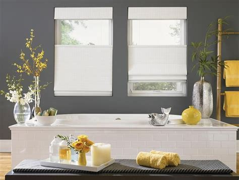 roman blind bathroom top down bottom up roman shades roman shades pinterest
