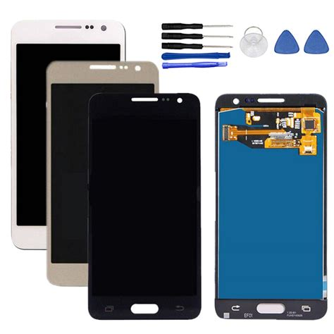 Lcd A3 2016 lcd display touch screen digitizer for samsung galaxy a3