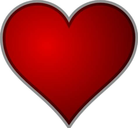 free heart pictures cliparts co