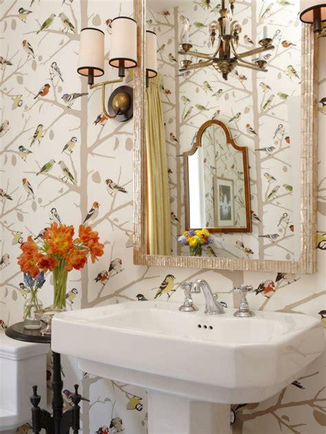 Kleines Bad Tapete by Designer Tapeten Und Wanddekoration F 252 Rs Badezimmer