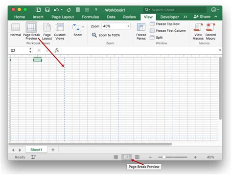 page layout view excel mac insiders fast page break preview for excel on mac
