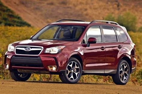 2015 subaru forester towing capacity specs view