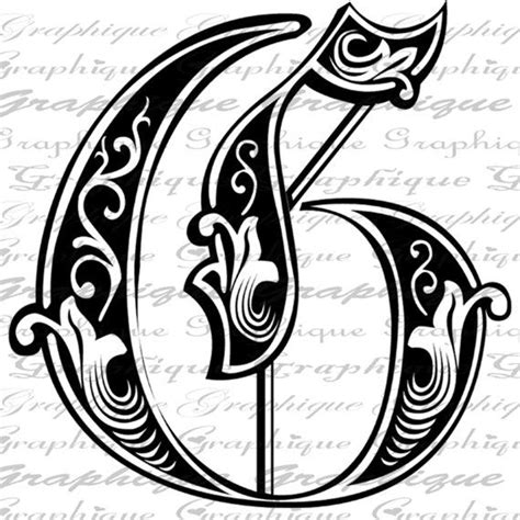 Letter Initial G Monogram Old Engraving Style Type By Engraving Templates Letters
