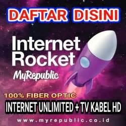 Pasang Myrepublic Gratis Layanan Wifi Tv Kabel Cepat Unlimited 7 cepat murah kecepatan no 1 di indonesia