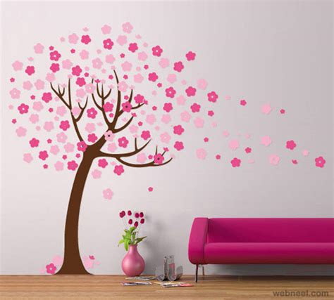 design wallpaper unik party decoration and wall painting ibay