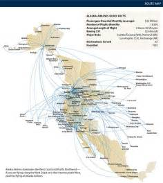 alaska airlines map us is status worth it the for alaska airlines travel