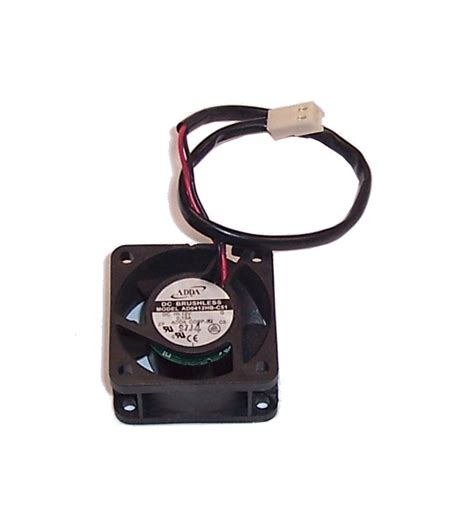 adda dc brushless fan 12v adda ad0412hb c51 dc brushless dc 12v 0 15a fan for