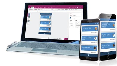 White Home Office by Build And Share Business Apps Without Any Coding With