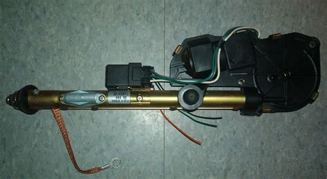 22143871 buick park ave radio power antenna mast 1994 1995 note 94 on popscreen