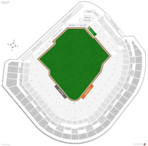 seats houston minute park seat chart brokeasshome