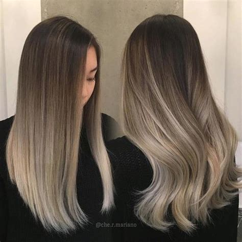 color ombre brown ombr 233 hair color ideas southern living