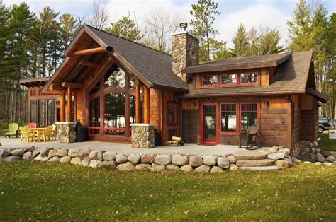 country homes tomahawk log and country homes inc mywoodhome com