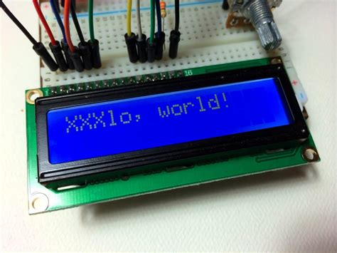 Lcd Display arduino lcd set up and programming guide
