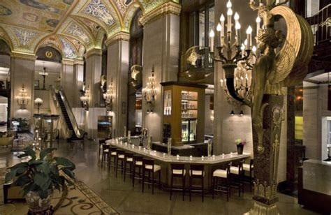 historic hton house historic palmer house hilton in chicago after 215 million renovation extravaganzi