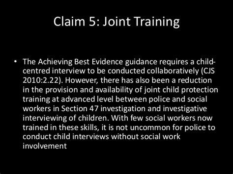 child protection section 20 child protection and the police
