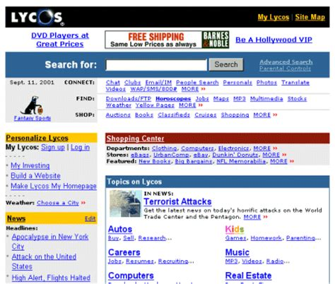 Lycos Search Lycos Be