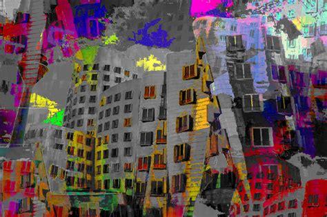 frank gehry neuer zollhof d 252 sseldorf by platux