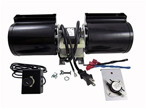gas fireplace fans and blowers fireplace blower kit fan replacement gas rotom universal