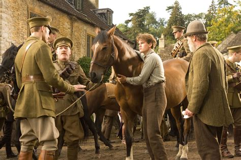 one day horse film war horse review collider